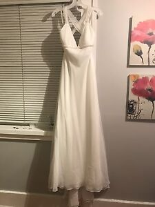 Wedding gown size 6