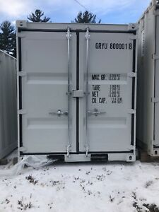 8x8 new container