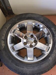 Tires/rims $1000 firm