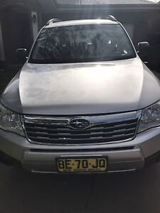 Subaru Forester 2.5 X MY10 Cronulla Sutherland Area Preview