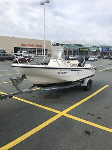 16ft Boston Whaler