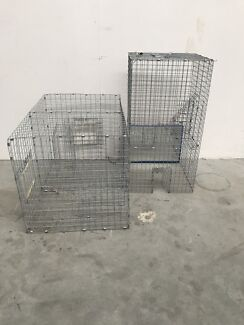 Bird traps for starlings/Indian miners