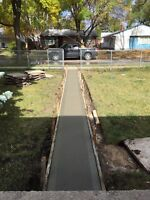Residential/Commercial Concrete Services