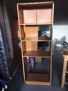 Book shelf or storage shelf Greenacre Bankstown Area Preview