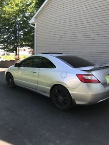 2008 Honda Civic Si