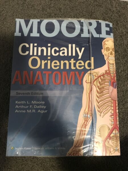 Moore Clinically Oriented Anatomy 7th Edition Textbooks Gumtree