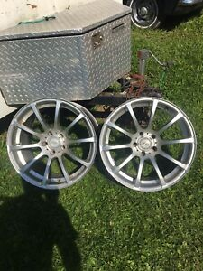 "Bmw VMR 19""  Rims"