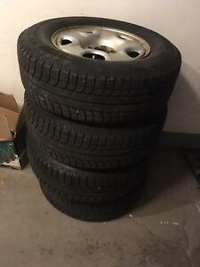 Michelin X-Ice 235/70R16 106T Snow Tires