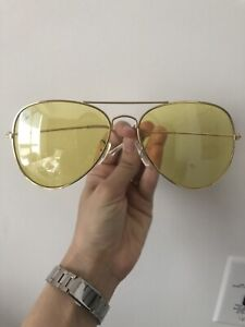 New raybans made in Italy .