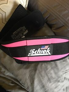 Size XS shiek weight lifting belt - BRAND NEW