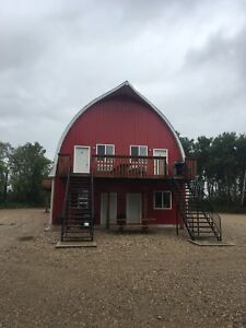 Asessippi and Lake of the Prairies -Barn In The Bush