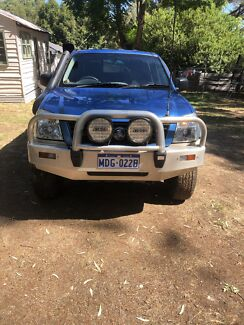 2005 Holden rodeo Mount Helena Mundaring Area Preview