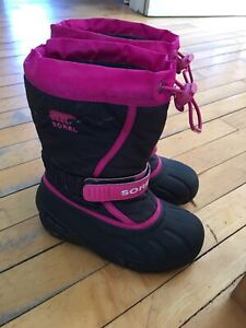 Kids Sorel Winter Boots