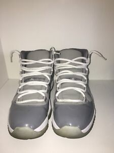 Jordan 11 2010 retro cool grey