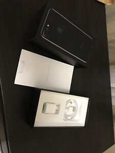as New iPhone 7 Plus 256 GB Apple care Plus till november 2018