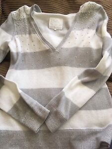 Girls Justice sweater size 12