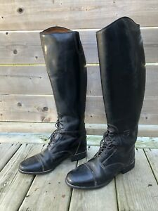 Ariat tall riding boots, Size 9