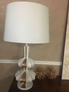 Beautiful antique lamps- hand painted