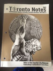 Toronto notes brand new 2017 edition