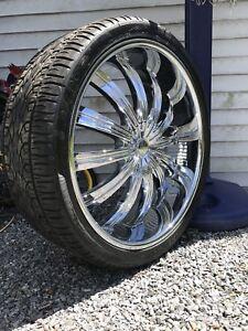 26 inch rims