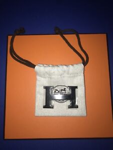 Selling Authentic Hermes H Belt size 90