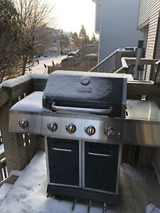 MOVING SALE STAINLESS BBQ