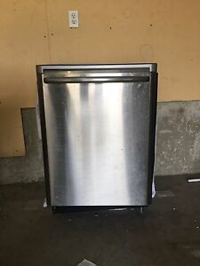 Stainless Dishwasher For Parts Or Repair
