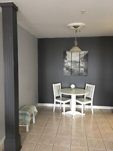 Spacious one bedroom in two bedroom apartment!