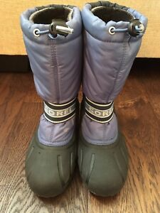Youth Boys Sorel Winter Boots - Size 5