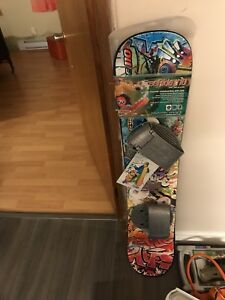 "42"" beginner snow board"