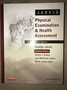 Physical Examination & Health Assessment textbook