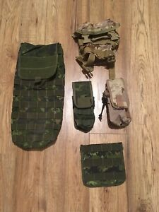 Misc CADPAT tactical pouches