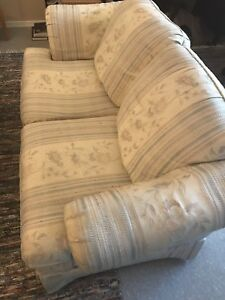 Matching loveseat + chair - MOVING SALE!