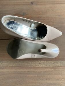 Massimo beige shoes