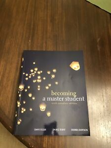 Becoming a Master Student 6th Canadian edition RYERSON