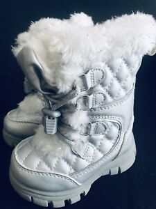 New! Toddler girl winter boots size 6