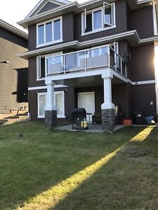 2 bed 2 bath Walkout/ Furnished/ 1500$