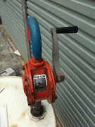205 litre drum (30%oil) with hand pump $200.00 Wellington Point Redland Area Preview