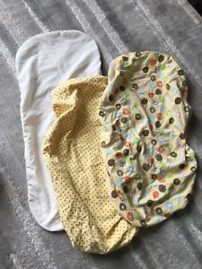 Bassinet fitted sheets