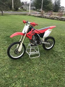 08 CRF150RB For Sale