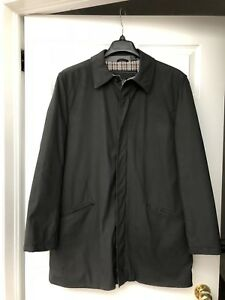 Nicole Miller Black trench softshell jacket