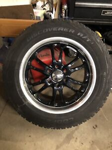 Chev/GM rim and tire package deal