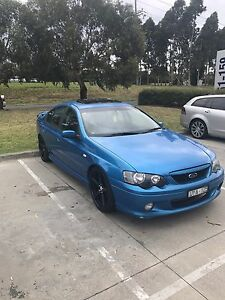 Ford XR6 Turbo Manual Sunroof Officer Cardinia Area Preview
