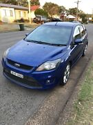 08 Ford Focus xr5 turbo Maryland Newcastle Area Preview