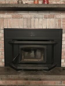 Pacific Energy Antique Cast Iron Wood Stove Fireplace Furnace