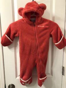Columbia Fleece Suit