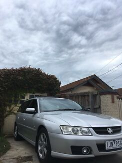 Holden Commodore Vz Wagon 2006
