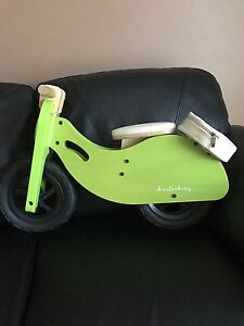 Wood balance bike Dingley Village Kingston Area Preview