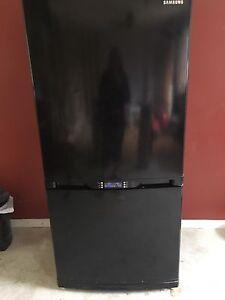 Samsung black fridge