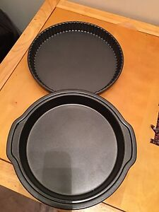 Pampered chef pie dishes